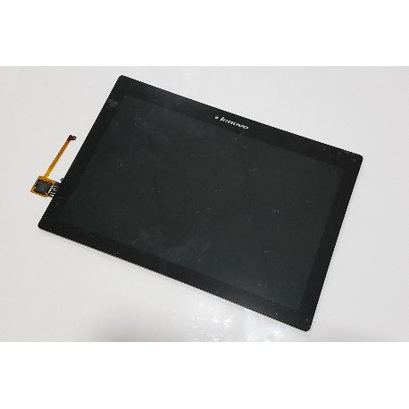PANTALLA LCD DISPLAY + TACTIL PARA LENOVO TAB 2 A10-70 - NEGRA