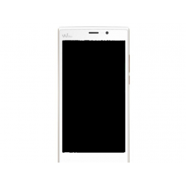 PANTALLA LCD DISPLAY + TACTIL CON MARCO ORIGINAL WIKO RIDGE FAB 4G BLANCA - RECUPERADA
