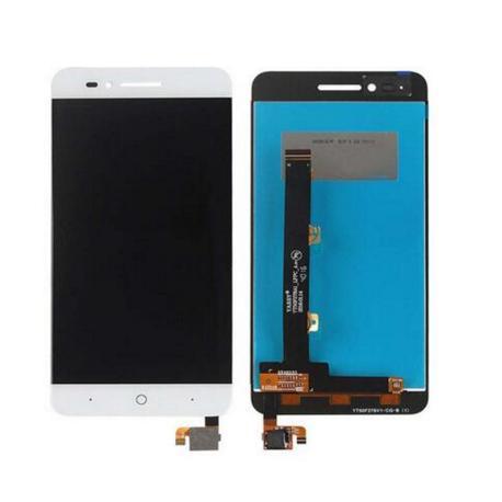 PANTALLA LCD DISPLAY + TACTIL PARA ZTE BLADE A610 / VOYAGE 4  - BLANCA