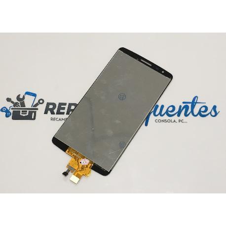 PANTALLA LCD DISPLAY + TACTIL PARA LG G3 STYLUS D690, D693 - NEGRA