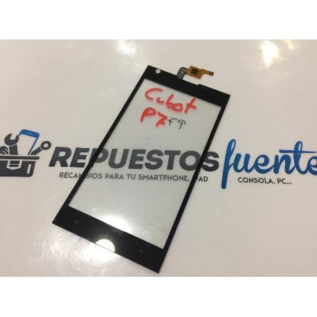 REPUESTO PANTALLA TACTIL TOUCH CUBOT P7 - NEGRA