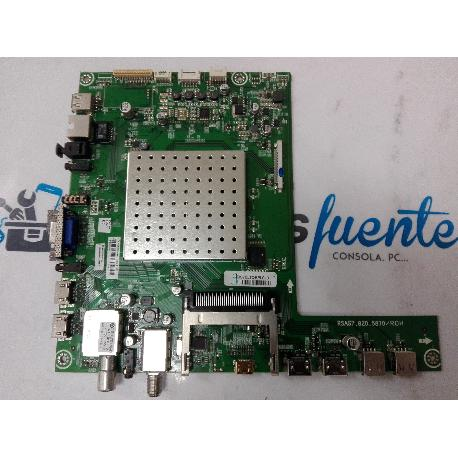 PLACA BASE MAIN BOARD TV HISENSE LTDN42K320UWSEU RSAG7.820.5870ROH