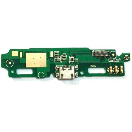 MODULO CONECTOR DE CARGA MICRO USB Y MICROFONO PARA XIAOMI REDMI 3 / REDMI 3 PRO