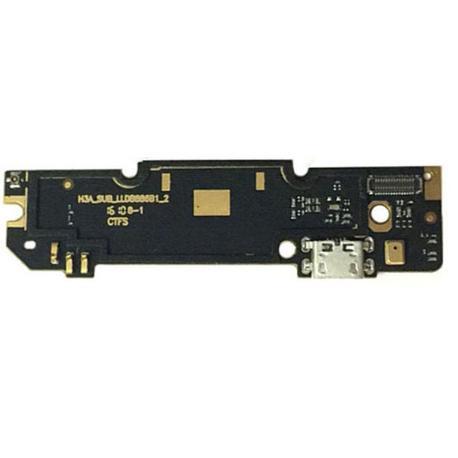 MODULO DE CARGA MICRO USB Y MICROFONO PARA XIAOMI NOTE 3 PRO
