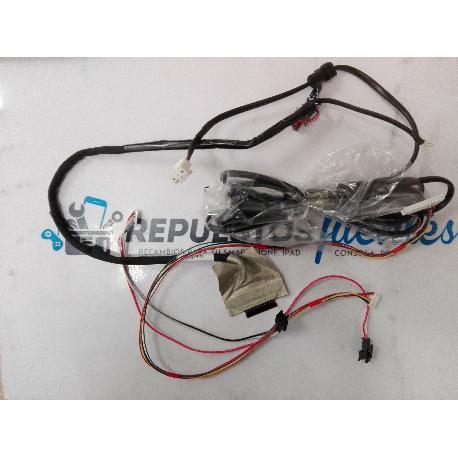 SET DE CABLES TV HISENSE H40M2100C