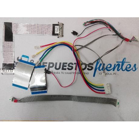 SET DE CABLES TV HISENSE H43M3000