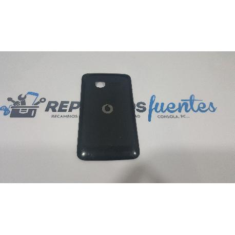 TAPA TRASERA ORIGINAL ALCATEL SMART MINI VODAFONE V875 NEGRA - RECUPERADA