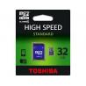 Tarjeta de memoria de 32 GB Clase 4 MicroSD TOSHIBA