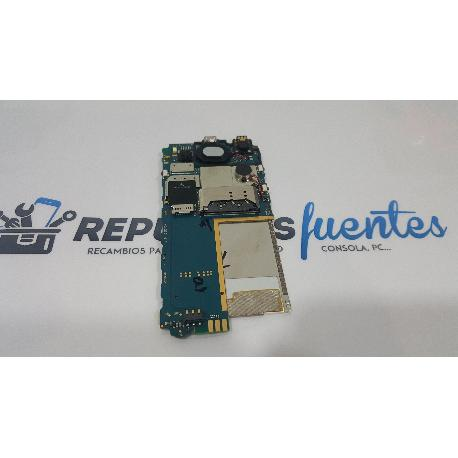 PLACA BASE CON LCD DISPLAY ORIGINAL PARA WIKO SUNNY - RECUPERADA