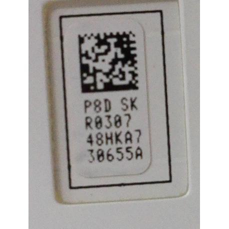 BARRA DE LED IZQUIERDA TV SAMSUNG UE48H6800AW