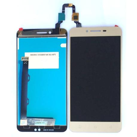PANTALLA LCD DISPLAY + TACTIL LENOVO K5 PLUS A6020 A40 - ORO DORADA