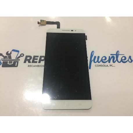 PANTALLA LCD DISPLAY + TACTIL COOLPAD MODENA E501 Y75 Y76 Y80D Y80-C BLANCA