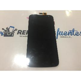 PANTALLA LCD DISPLAY + TACTIL PARA AIRIS TM600 - NEGRA