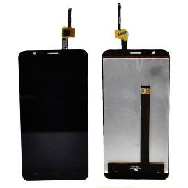 PANTALLA TACTIL + LCD DISPLAY ALCATEL ONE TOUCH FLASH 6042D - NEGRA