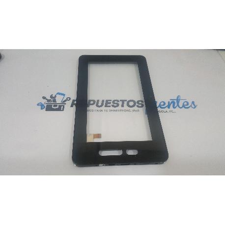 PANTALLA TACTIL CON MARCO ORIGINAL PARA WOXTER PC 65 CXI - RECUPERADA