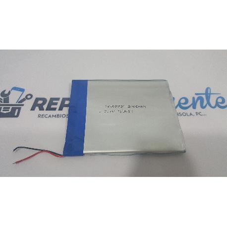 BATERIA 2800MAH 3.7V ORIGINAL PARA WOXTER PC 73 CXI NEGRA - RECUPERADA