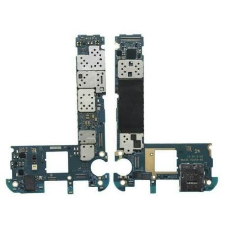 PLACA BASE MOTHERBOARD SAMSUNG GALAXY S6 EDGE PLUS SM G928F 64 GB LIBRE - RECUPERADA