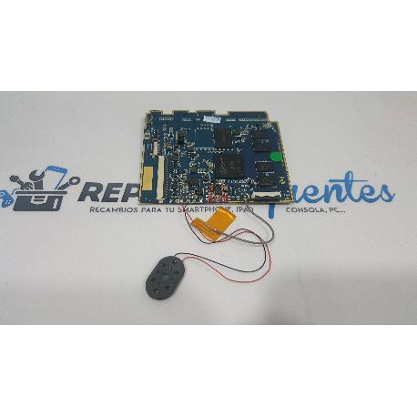 PLACA BASE ORIGINAL PARA WOXTER PC 75 CX - RECUPERADA