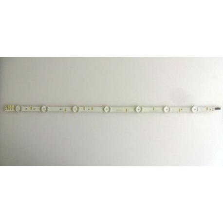 TIRA DE LED TV SAMSUNG UE43J5500AK, UE43J5500AW S_5J55_43_FL_L7_REV1.1 LM41-00117X