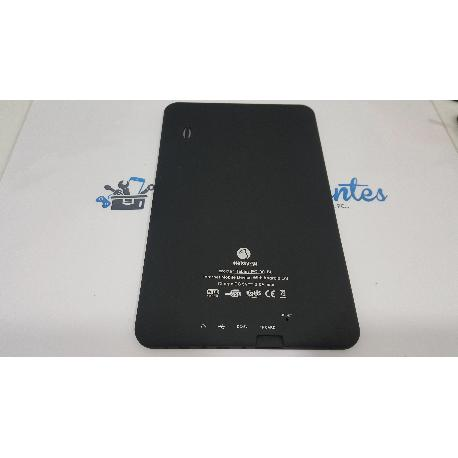 TAPA TRASERA ORIGINAL TABLET WOXTER TABLET PC 90 BL - RECUPERADA
