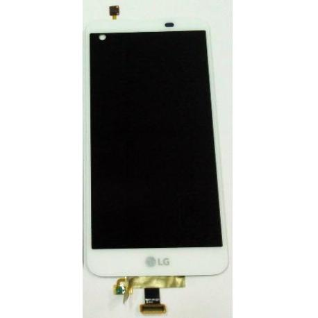 PANTALLA LCD DISPLAY + TACTIL PARA LG K500N X SCREEN,K500, X SCREEN - BLANCO