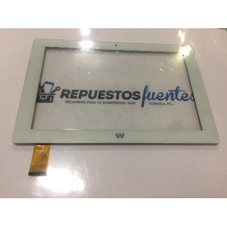 PANTALLA LCD DISPLAY + TACTIL CON MARCO PARA TABLET WOXTER NIMBUS 1000 - RECUPERADA