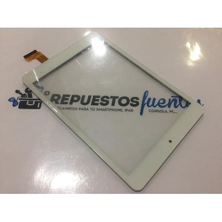 PANTALLA TACTIL CON MARCO ORIGINAL TABLET PC WOXTER NIMBUS 85 Q - RECUPERADA