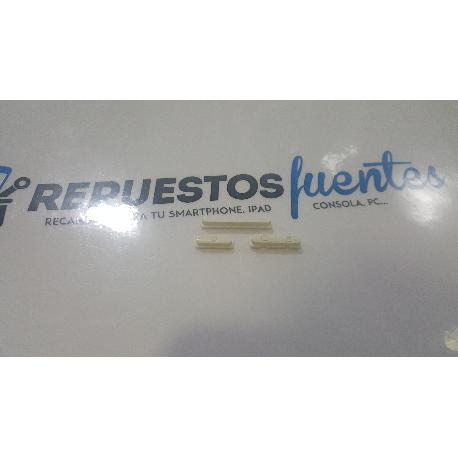 BOTONES DE CARCASA ORIGINAL PARA WOXTER SR. NILSON - RECUPERADO