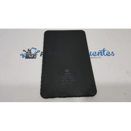 TAPA TRASERA ORIGINAL PARA TABLET WOXTER QX70 QX 70 - RECUPERADA