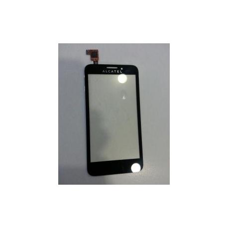Pantalla tactil Original Alcatel OT 7020 Negro