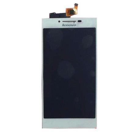 PANTALLA TACTIL + LCD DISPLAY PARA LENOVO P70 - BLANCA