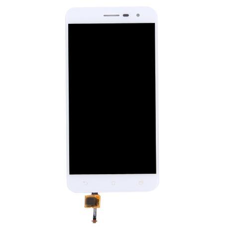 PANTALLA LCD DISPLAY + TACTIL PARA ASUS ZENFONE 3 (ZE520KL) - BLANCA