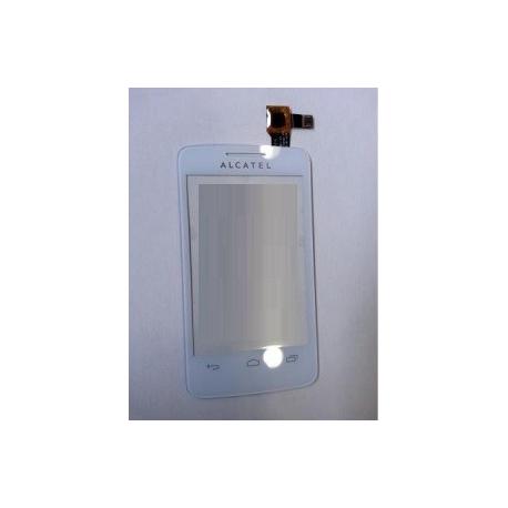 Pantalla Tactil Original Alcatel One Touch 3040 Blanca