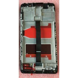 PANTALLA LCD DISPLAY + TACTIL CON MARCO PARA HUAWEI MATE 9 - NEGRA