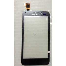 Pantalla tactil Original Alcatel One Touch Snap OT-7025 Negra