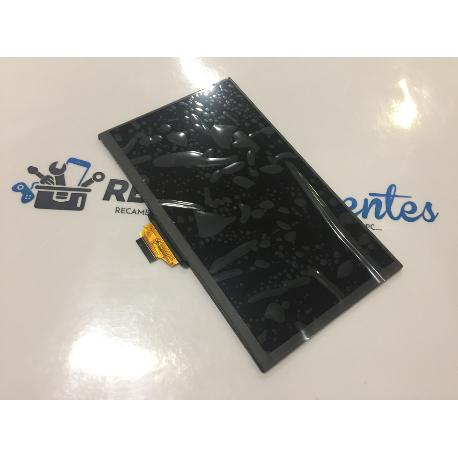 PANTALLA LCD DISPLAY ORIGINAL ALCATEL ONE TOUCH PIXI 3 7 8055 - RECUPERADA