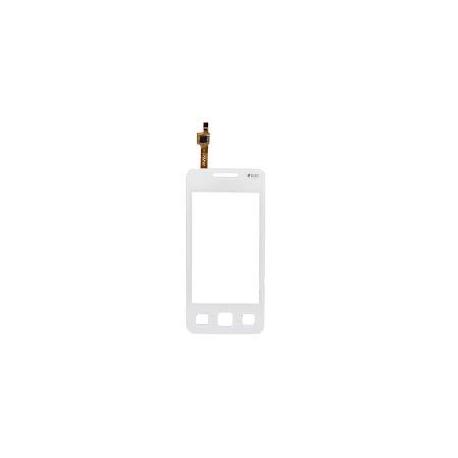 Pantalla tactil Original Samsung C6712 SATAR II Duos Blanca
