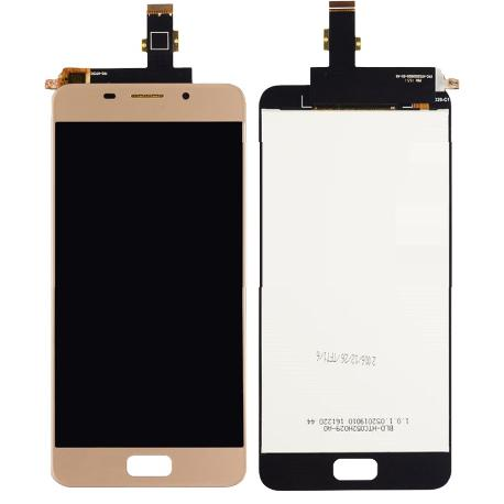 PANTALLA TACTIL + LCD DISPLAY PARA ASUS ZENFONE 3S MAX ZC521TL - ORO