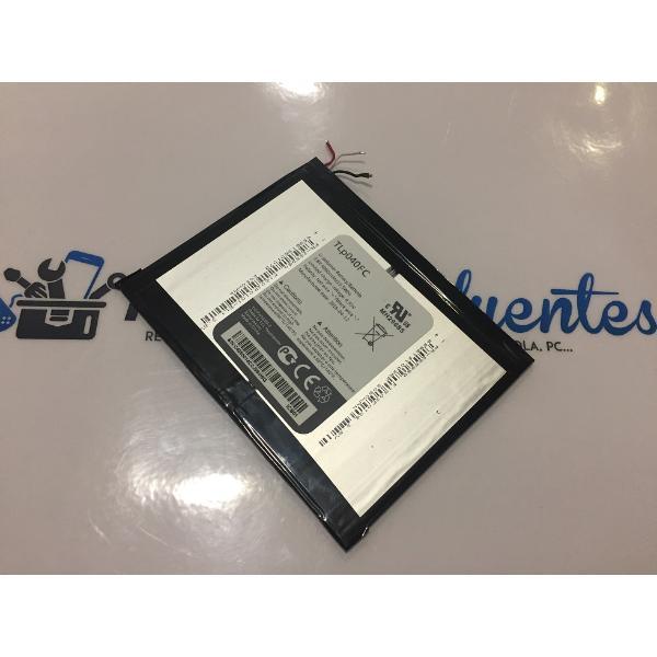 BATERIA TLP040FC ORIGINAL ALCATEL PIXI 3 10.1 MODEL 8079 - RECUPERADA