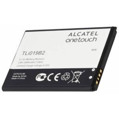 BATERIA TLI019B2 / TLI019B1 ORIGINAL PARA ALCATEL ONE TOUCH POP C7 OT 7041 / OT 7041D/ 7040X - RECUPERADA