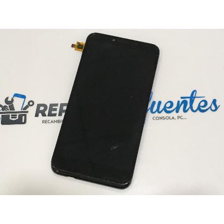 PANTALLA LCD DISPLAY + TACTIL PARA VODAFONE SMART 4 MAX 990N - RECUPERADA
