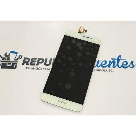PANTALLA LCD DISPLAY + TACTIL PARA ZOPO ZP550 SPEED 7 C - BLANCA