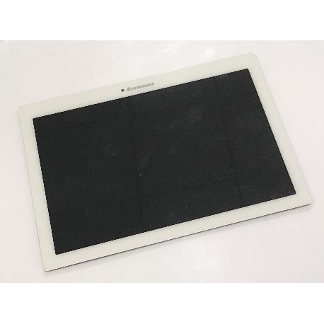 PANTALLA LCD DISPLAY + TACTIL PARA LENOVO TAB 2 A10-70 - BLANCA