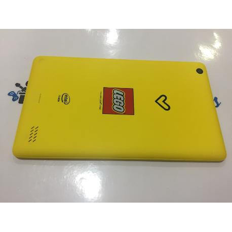 TAPA TRASERA ORIGINAL TABLET ENERGY SISTEM WINDOWS LEGO EDITION - RECUPERADA