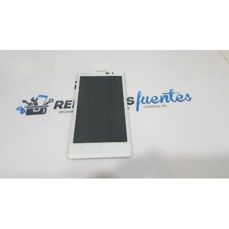 PANTALLA LCD DISPLAY + TACTIL CON MARCO PARA HISENSE HS-U961 - RECUPERADA
