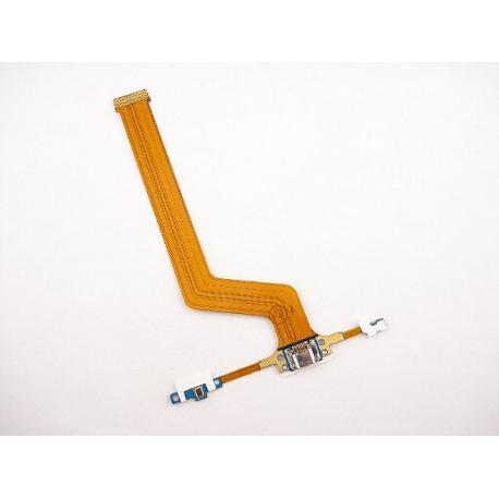 FLEX CONECTOR DE CARGA Y MICROFONO PARA SAMSUNG GALAXY NOTE 10.1 P605, P600, P601, T525, T520