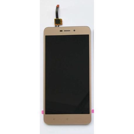 PANTALLA LCD DISPLAY + TACTIL PARA XIAOMI REDMI 4A - ORO