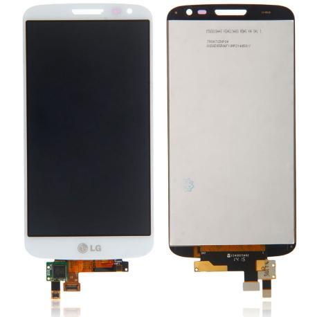 PANTALLA LCD DISPLAY + TACTIL TOUCH G2 MINI D620 BLANCA - RECUPERADA