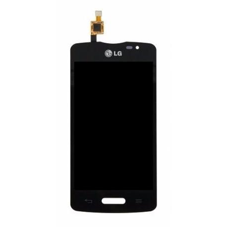 PANTALLA TACTIL + LCD DISPLAY ORIGINAL PARA LG D210 L50 NEGRA - RECUPERADA