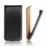Funda Cuero Vertical Nokia 1020 Negra